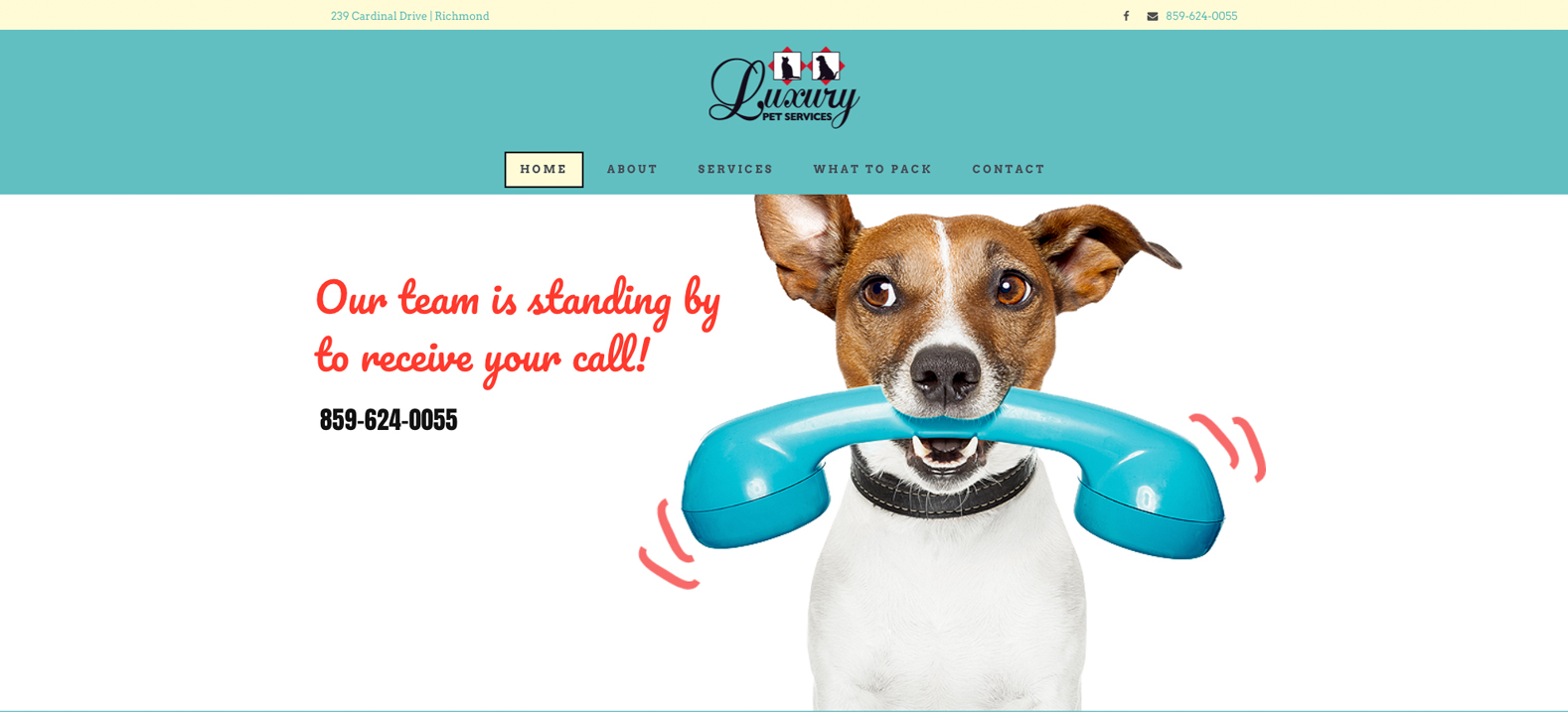 Luxury Pet Services